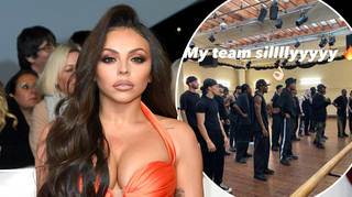 Jesy Nelson teased her new music video