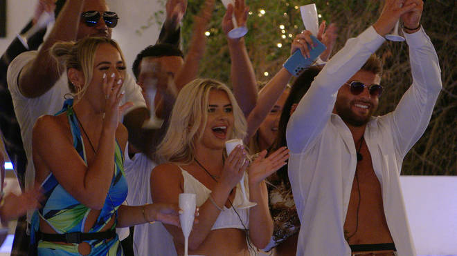 Jake Cornish and Liberty Poole are a firm favourite Love Island couple