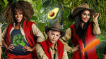 Which 'I'm A Celebrity' contestants are vegetarian and vegan?