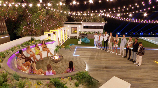 Who are the new Love Island couples?