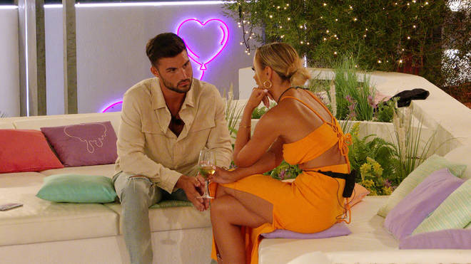 Love Island fans are hoping Millie will find out about Liam's 3-way kiss in Casa Amor