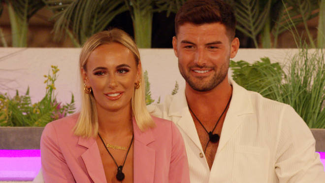 Love Island's Liam and Millie have re-coupled