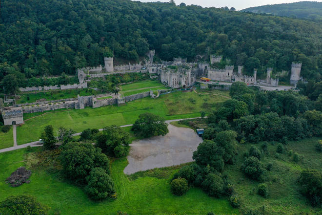 Gwyrch Castle is the host of 2021's I'm A Celebrity
