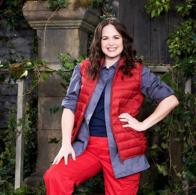Giovanna Fletcher won I'm A Celebrity in Wales in 2020