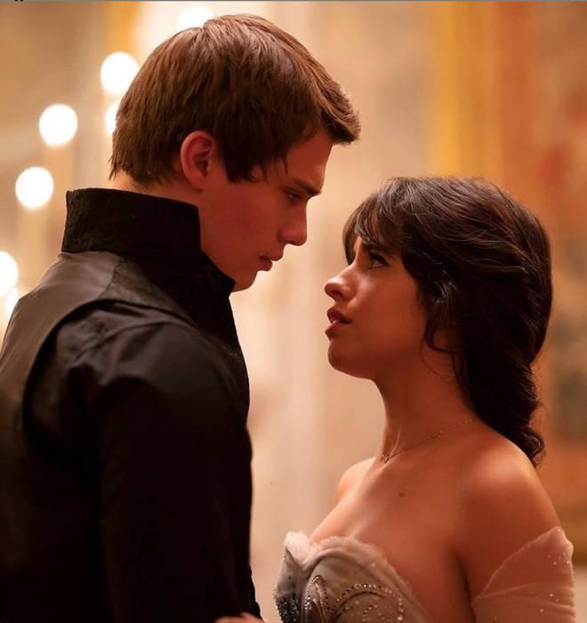 Camila Cabello and Nicholas Galitzine met on the set of the Cinderella remake