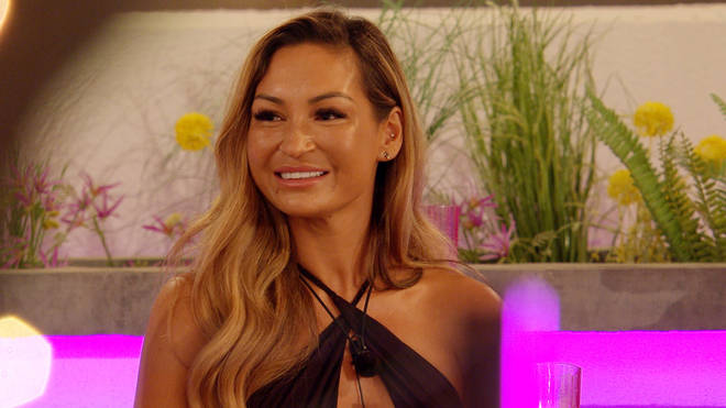 Andrea-Jane spilled on the Love Island alcohol rules
