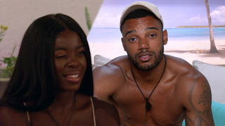 Did Kaz really wink at Tyler during Love Island's latest recoupling?