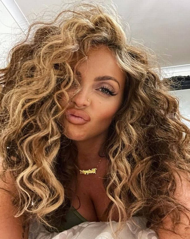 Jesy Nelson has been gearing fans up for her solo debut
