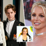 Britney Spears wished Dylan and Cole happy birthday in a 1999 video