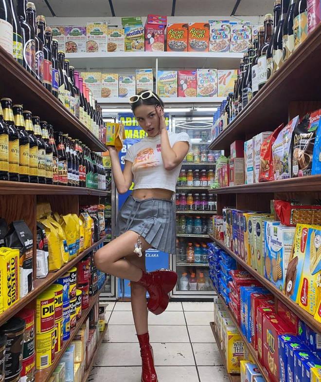 Olivia Rodrigo talks about becoming an adult
