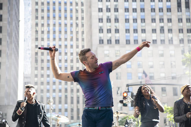 Chris Martin met his bandmates at university