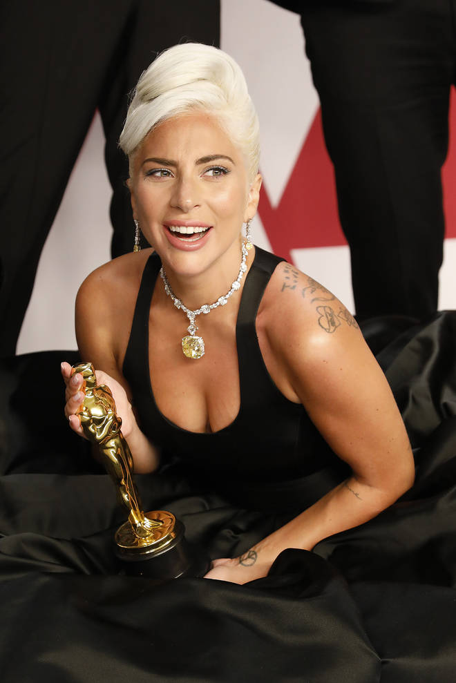Lady Gaga studied at NYU