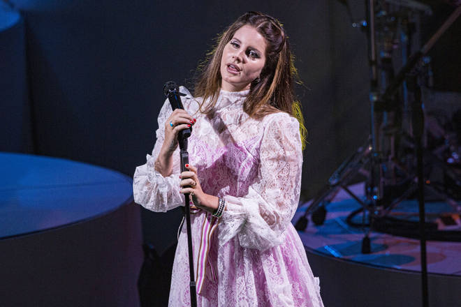 Lana Del Rey spoke about her life as a student