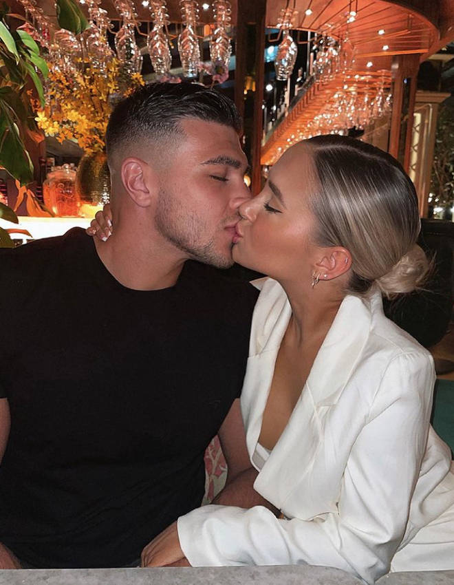 Jake Paul dragged Molly-Mae Hague into his Twitter spat with Tommy Fury