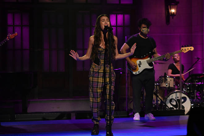 Olivia Rodrigo wants to focus on her songwriting career