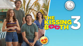 What time is The Kissing Booth 3 coming out?