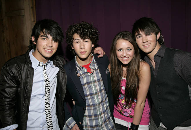 Miley Cyrus and Nick Jonas fell for each other after working on the Disney channel