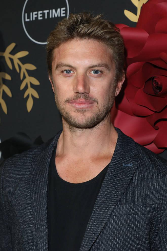 Adam Demos previously starred in Netflix's Falling Inn Love