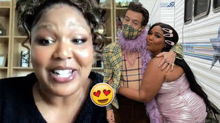 Lizzo has explained what she'd want a Harry Styles collaboration to sound like