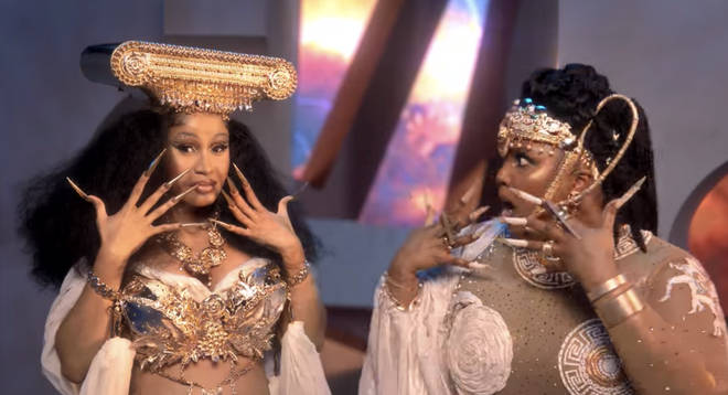 Lizzo and Cardi B's new song is perfect for your next Insta post
