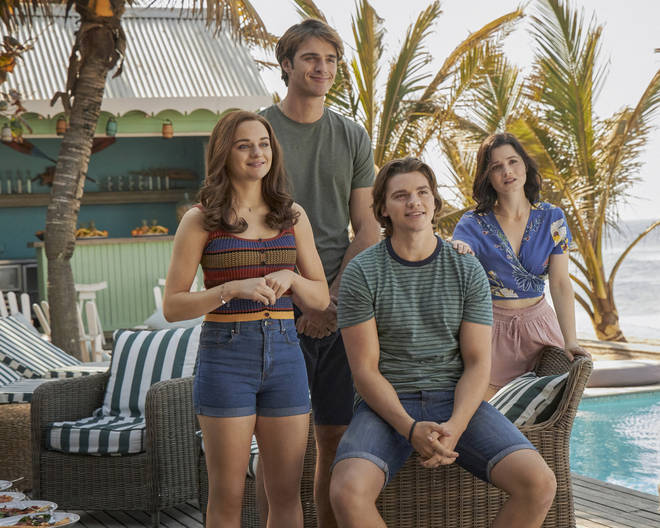 The Kissing Booth 3's filming locations revealed