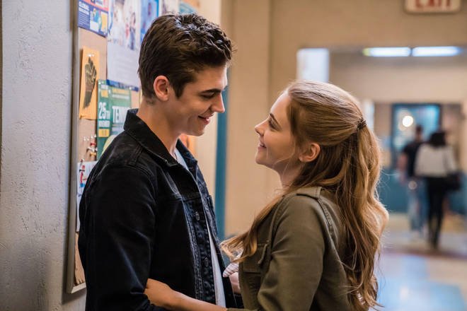 After fans are praising Hero Fiennes Tiffin and Josephine Langford's on-screen relationship