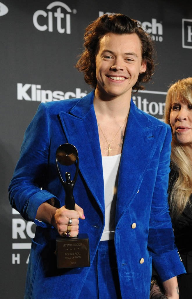 Harry Styles' fans have been appreciating 'Canyon Moon' all over again