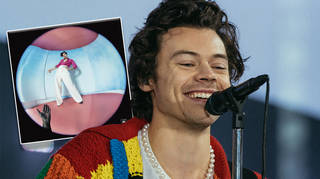 Harry Styles fans have been appreciating 'Canyon Moon' all over again