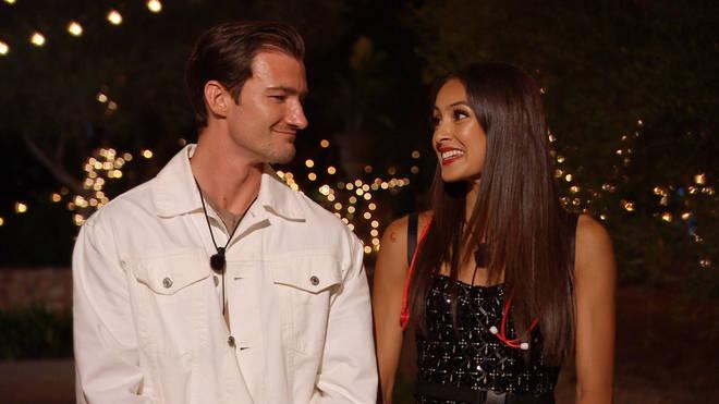Love Island: Brett and Priya decided to remain friends