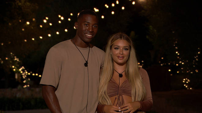 Love Island: Aaron and Lucinda were dumped four weeks into the show
