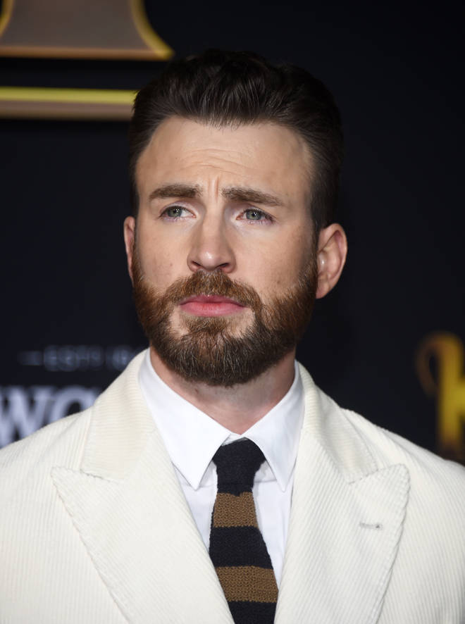 Chris Evans is subject to yet another hilarious Lizzo moment