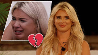 Love Island fans have been trying to work out why Liberty Poole was in tears