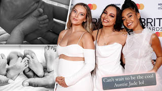 Jade Thirwall gets emotional over Little Mix baby arrivals