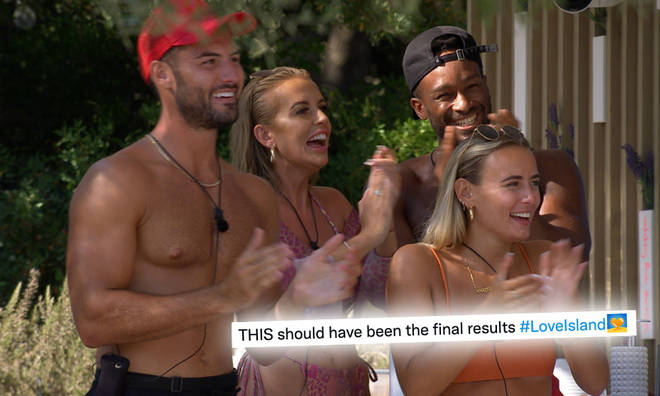 Love Island fans were hoping for a different final outcome