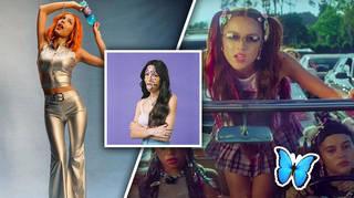 Olivia Rodrigo has released the 'brutal' music video
