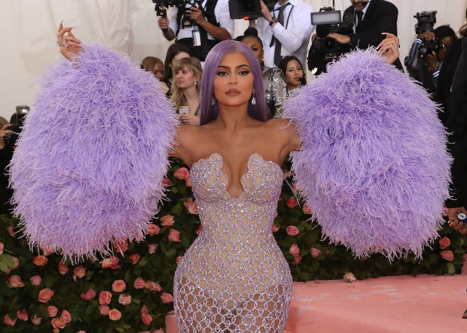 Kylie Jenner always makes a splash at the Met Gala