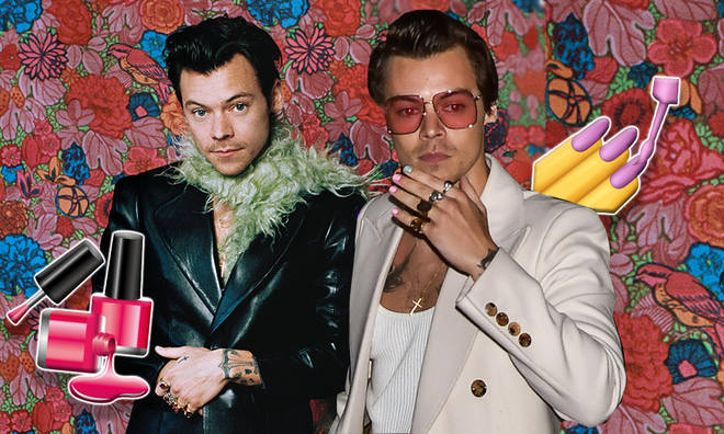 Everything we know about Harry Styles' rumoured 'Pleasing' nail polish line