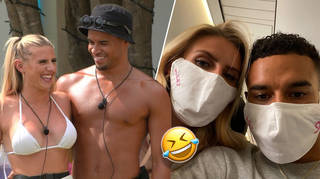 Chloe and Toby shared their hilarious 'first date' since leaving Love Island