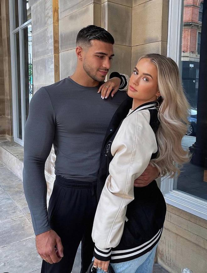 Molly-Mae Hague met boyfriend Tommy Fury on Love Island
