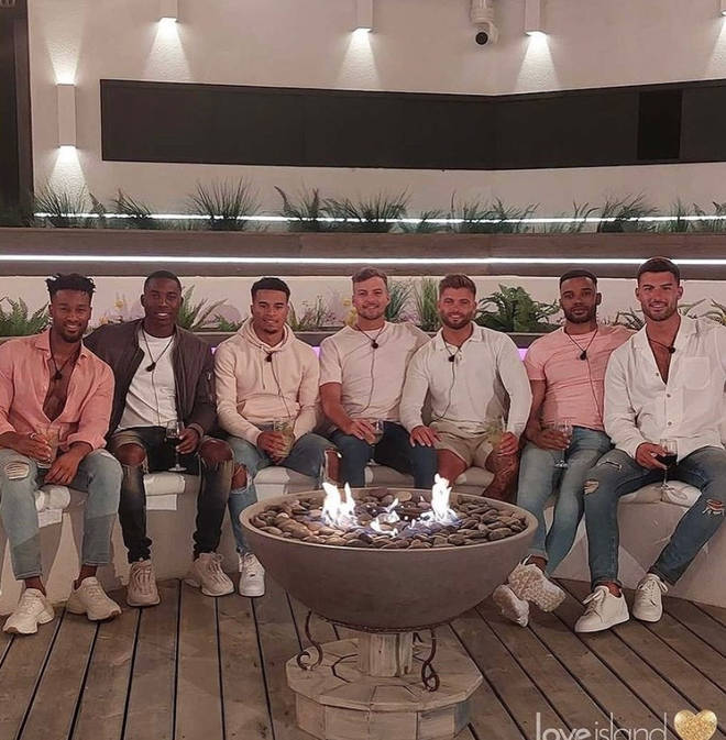 Some of the Love Island lads are planning on living together