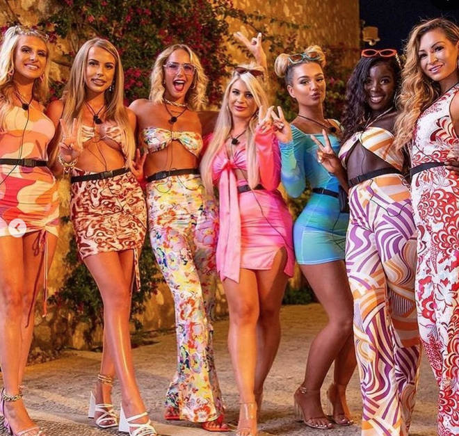 Some of the Love Island girls are planning on moving in together in Essex