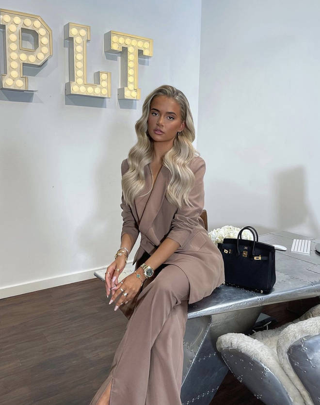 Molly-Mae Hague has become creative director of PrettyLittleThing