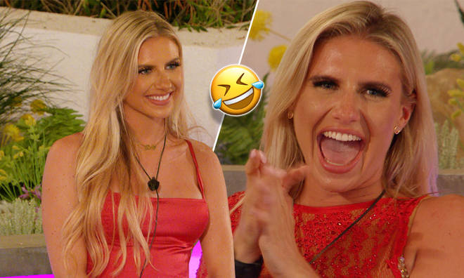 Love Island's Chloe Burrows has responded to her viral memes