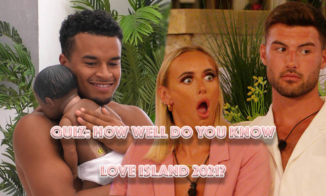 How well do you remember Love Island 2021?