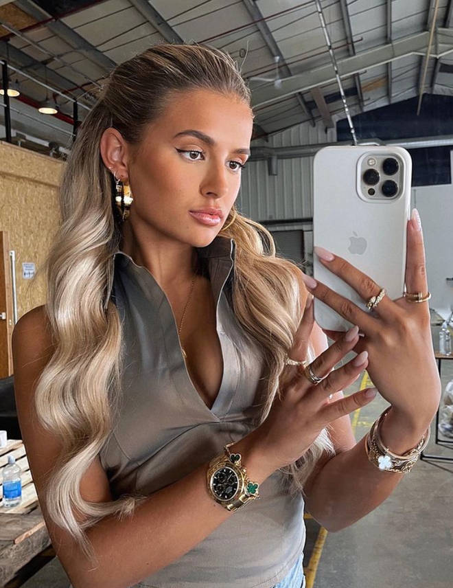 Molly-Mae Hague talks about her post-Love Island success
