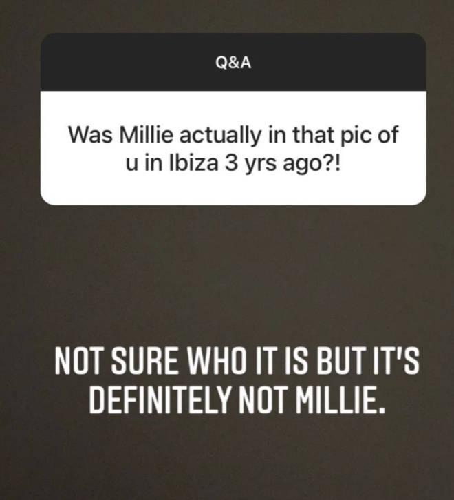 Liam Reardon denied meeting Millie Court on holiday before Love Island