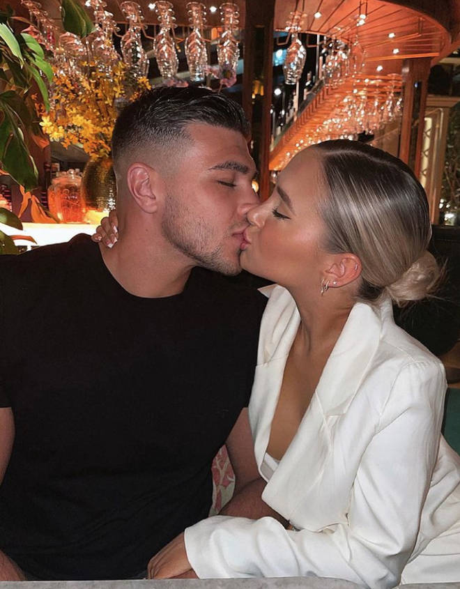 Tommy Fury and Molly-Mae met in 2019 on Love Island
