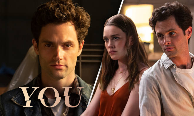 Where did season 2 of 'You' leave off?