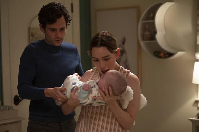 Joe and Love start a seemingly perfect family in surburbia