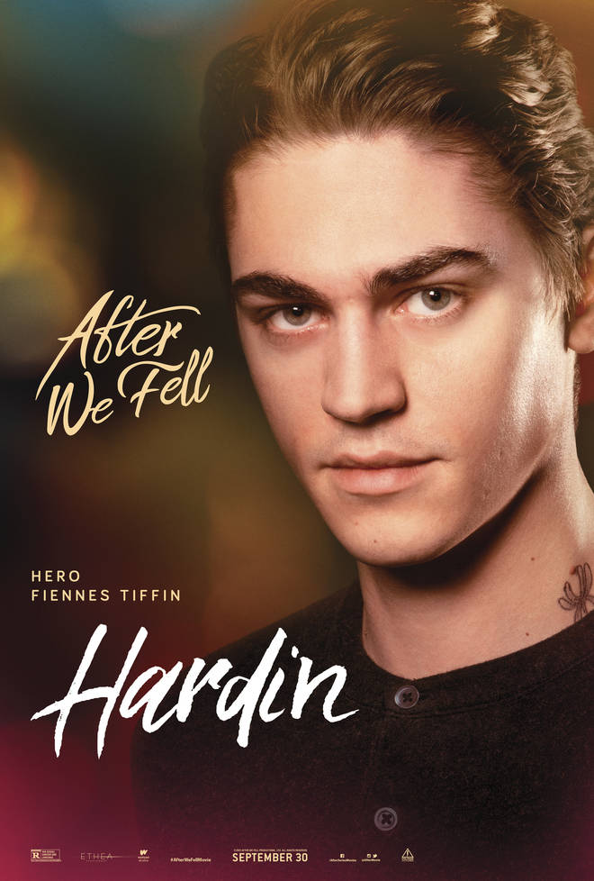 After We Fell's European release dates are across September 2021